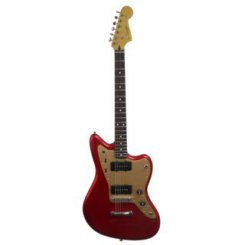 Squier Deluxe Jazzmaster RW Candy Apple Red TR
