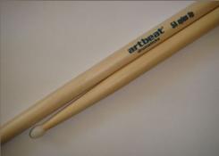 ARTBEAT Hornbeam 5A Nylon Tip būgnų lazdelės