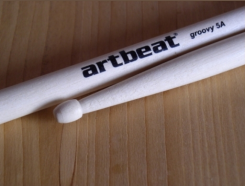 ARTBEAT Hornbeam Groovy 5A Standard būgnų lazdelės