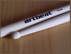 ARTBEAT Hornbeam Rock Standard būgnų lazdelės