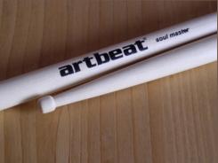 ARTBEAT Hornbeam Soul Master būgnų lazdelės
