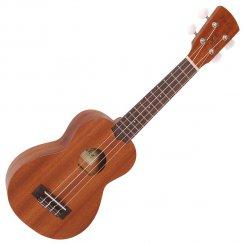Laka VUS50EA Soprano Ukulele Electro Acoustic