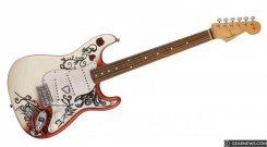 Fender Jimi Hendrix Monterey Stratocaster PF elektrinė gitara