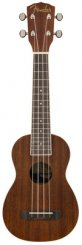 Fender Seaside Soprano Ukulele Natural