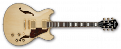 Ibanez AS73G NT Hollow body elektrinė gitara