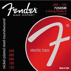 Fender 7250-5M stygos 5-stygei bosinei gitarai
