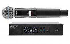 Shure QLXD24E/B58-K51 belaidis mikrofonas
