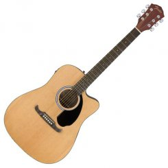 Fender FA-125CE NAT elektro-akustinė gitara