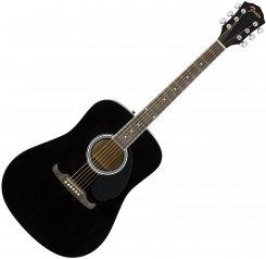Fender FA-125 Black akustinė gitara