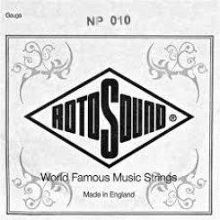 Rotosound NP010 styga
