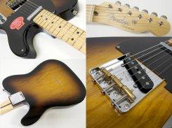Fender Classic Player Baja Telecaster MN 2TS elektrinė gitara