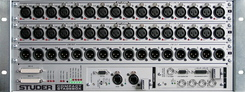 Studer Compact StageBox Configurable