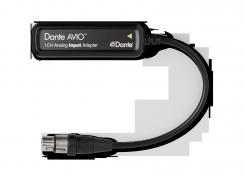 Dante AVIO Analog 1 Ch Input Adapter