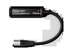 Dante AVIO 1 Ch Output Adapter
