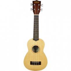 Kala KA15 S S Soprano ukulelė su dėklu