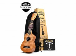 Kala KA Kala LTP SET Soprano ukulelė su priedais