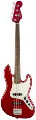 Squier CONTEMPORARY JAZZ BASS LRL MET RED