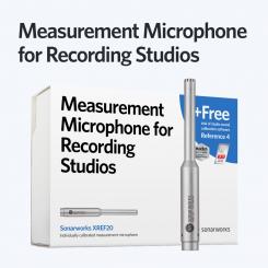 Sonarworks XREF20 matavimo mikrofonas