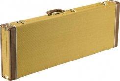 Fender Classic Series Strat Tele Case Tweed dėklas elektrinei gitarai