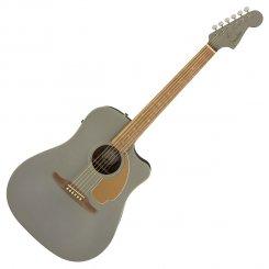 Fender Redondo Player Slate Satin WN elektro-akustinė gitara
