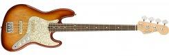 Fender LE American Pro LT Ash Jazz Bass RW SSB