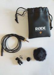 Rode Lavalier mikrofono komplektas