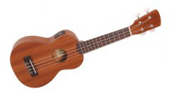 Laka VUS40 Soprano Ukulele with bag