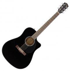 Fender CC-60SCE BLK elektro-akustinė gitara