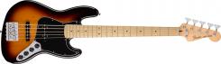 Fender Deluxe Jazz Bass V String MN 3TSB