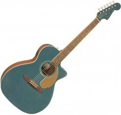 Fender Newporter Player Ocean Teal WN elektro-akustinė gitara