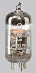 TAD ECC83 WA PREMIUM Selected lempa RT008 ECC83