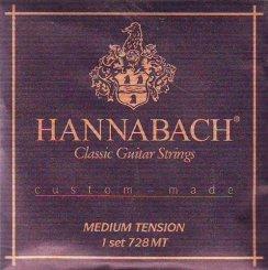 Hannabach 728MT stygos klasikinei gitarai