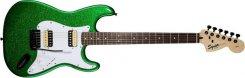 Squier Affinity Candy Green elektrinė gitara