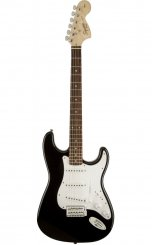 Squier Affinity Strat RW LRL BLK elektrinė gitara