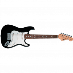 Squier Affinity Mini RW BLK elektrinė gitara