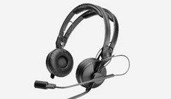 Sennheiser HMD 25-1 ausinės su mikrofonu