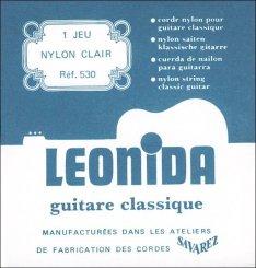 Savarez Leonida 530 stygos klasikinei gitarai