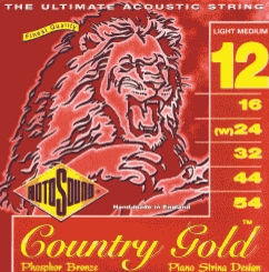 Rotosound Country Gold