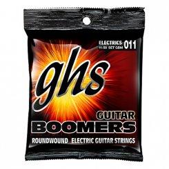 GHS GBM stygos elektrinei gitarai