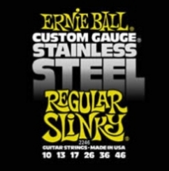 Ernie Ball 2246 stygos elektrinei gitarai