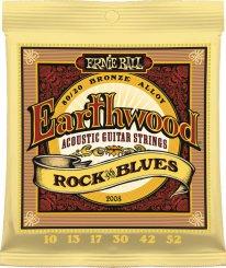 Ernie Ball 2008 stygos akustinei gitarai