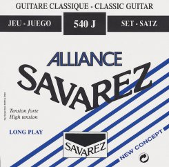 Savarez 540J stygos klasikinei gitarai