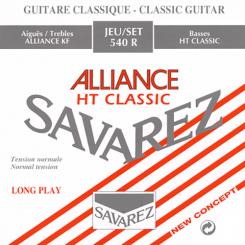 Savarez 540R stygos klasikinei gitarai