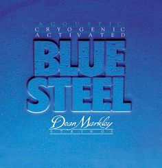 Dean Markley 2032 stygos akustinei gitarai