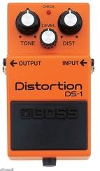 Boss DS-1 Distortion gitarinis efektas