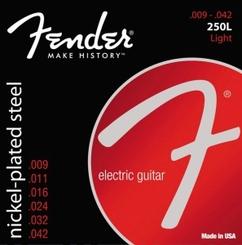 Fender 250L stygos elektrinei gitarai