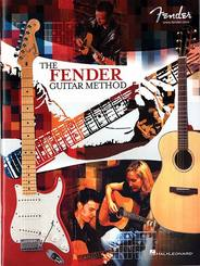 Fender guitar method book