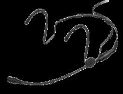 Sennheiser HSP 4-EW-3 mikrofonas-lankelis