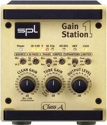 SPL GainStation 1+AD mikrofoninis stiprintuvas