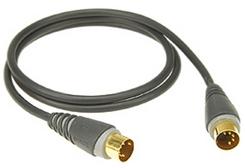 Klotz MID-018 MIDI kabelis